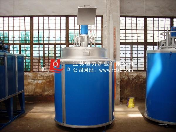 井式回火炉结构图,井式回火炉主要性能规范