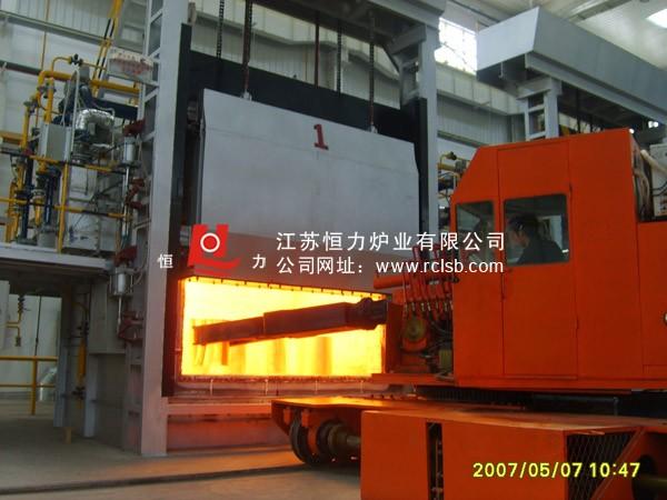 室式加热炉结构图,室式加热炉主要性能规范