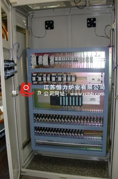 模块安装电炉控制柜