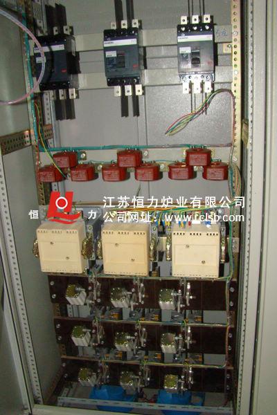 接触器可控硅双保险电炉控制结构图