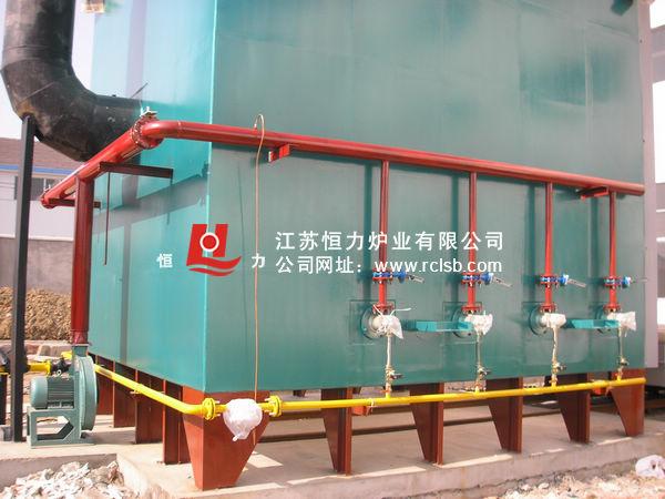 无锡华科天然气台车炉结构图