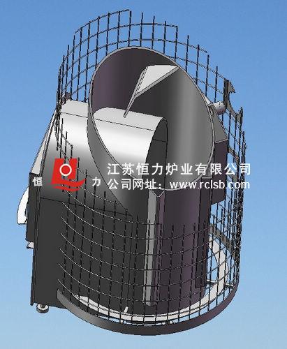 碳加热炉结构图,碳加热炉主要性能规范