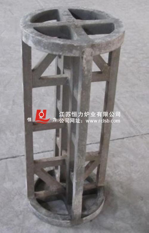 非标井式炉悬挂式吊具结构图